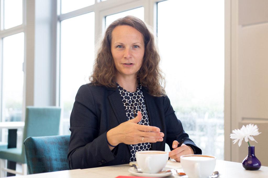 Klaudia Spielmann - Karriere mit Sinn für IngenieurINNEN und Frauen in Männerdomänen